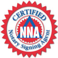 Sergio Musetti, Certified Loan Signing Agent - National Notary Association, Spanish Italian Mobile Notary Public, Northern California, Sonoma, Marin, Napa, San Francisco