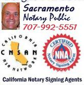 Apostille Service, California legalization of documents.  Spanish. Sergio Musetti Tel 707-992-551